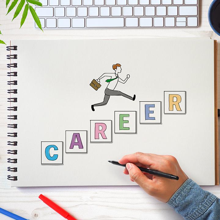 介護職のキャリアアップ例